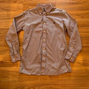 Southern Marsh Gingham Shirt